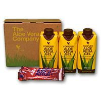 TRIPACK ALOE VERA GEL MINI & 3 ARGI+ STICKS