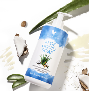 aloe liquid soap forever